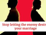 Are Your Marriage Issues because of Yahweh