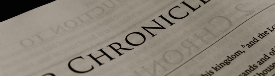 2 Chronicles 17 Daily Bible Reading with Paul Nison