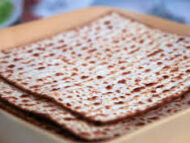 Passover Is Tomorrow