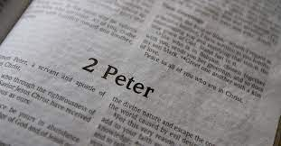 2 Peter 3 Daily Bible Reading with Paul Nison