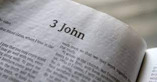 3 John 1 Daily Bible Reading with Paul Nison