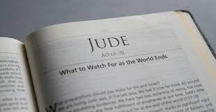 Jude 1 Daily Bible Reading with Paul Nison