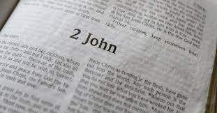 2 John 1 Daily Bible Reading with Paul Nison