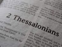 2 Thessalonians 3 Daily Bible Reading with Paul Nision