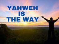 Acknowledging Yahweh