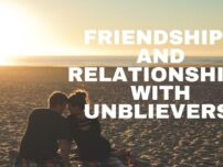 Relationships with Unbelievers